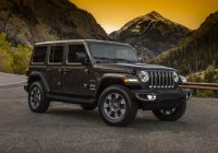 Car for Sale Jeep Beautiful New Jeep Wrangler the Go Anywhere Suv Reborn for 2018 Arrives In