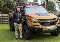 Car for Sale New Zealand New Ute Beauty Check Out Holden S $3million Colorado News Driven