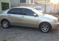 Car for Sale toyota Inspirational toyota Corolla Nze