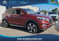 Car for Sale Tucson Awesome New 2018 Hyundai Tucson Limited for Sale Tampa Fl
