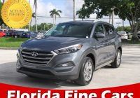 Car for Sale Tucson Awesome Used 2017 Hyundai Tucson Se Suv for Sale In Margate Fl