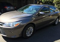 Car Sale 2016 Unique 2016 Camry Low Milage for Sale Used toyota Camry Cars In San