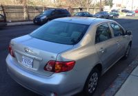 Car Sale by Owner Awesome for Sale by Owner toyota Corolla 2009 Le 58 000 Miles $7499