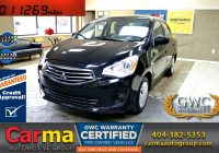 Carfax Auto Lovely 2017 Mitsubishi Mirage G4 Es Stock for Sale Near Duluth Ga