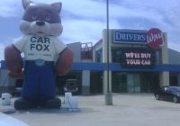 Carfax Car Fox Inspirational Here S A Giant Inflatable Car Fox that Carfax Lent Us In 2011