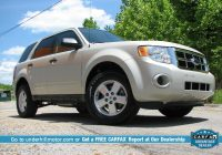 Carfax Com Used Cars Unique 2009 ford Escape Used Cars Dickson Tn Free Carfax Underhillmotor
