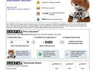 Carfax History Report Beautiful Carfax Vehicle History Report On 19uya3256xl Pdf Docdroid