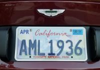 Carfax Plate Lovely Personalized Plate Aml 1936 – aston 1936