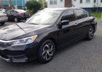 Carfax Used Cars by Owner Fresh 2016 Honda Accord Lx 2 4l 4 Cylinder Clean Carfax 1 Owner Only 41k