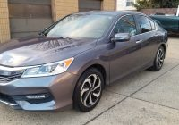 Carfax Used Cars by Owner Inspirational 2016 Honda Accord Ex 2 4l 4 Cylinder Clean Carfax 1 Owner Only 30k