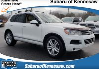 Carfax Used Cars Free Beautiful Free Carfax Login and Password Awesome Used 2014 Volkswagen touareg