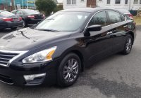Carfax Used Cars New Jersey Inspirational 2015 Nissan Altima 2 5 S Special Edition 4 Cylinder Clean Carfax 1