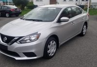 Carfax Used Cars Nj New 2017 Nissan Sentra Sv 1 8l 4 Cylinder Clean Carfax 1 Owner Only 23k