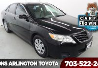 Carfax Used Cars toyota Best Of Used Car Specials at Koons Arlington toyota