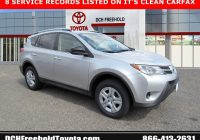 Carfax Used Cars toyota Rav4 Best Of Used 2014 toyota Rav4 4wd Le Classic Silver for Sale