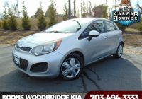 Carfax Used Cars Woodbridge Va New 2013 Kia Rio Ex for Sale Woodbridge Va