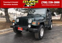 Carfax Used Jeeps Fresh Used Jeep for Sale Near Downers Grove Il Champion Motorsports