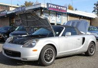 Carfaxonline Used Cars Elegant Used 2002 toyota Mr2 Spyder Base Near Lynnwood Wa Five Star Autos