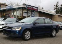 Carfaxonline Used Cars Fresh Used 2014 Volkswagen Jetta Se Pzev 4dr Sedan 6a In Seattle Wa