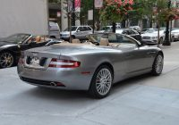 Cars for Sale by Chicago Fresh aston Martin Cars for Sale Luxury 2009 aston Martin Db9 Volante
