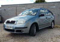Cars for Sale by Estate Fresh 2006 Skoda Fabia 1 4 Sel Estate for Sale by Woodlands Cars 20