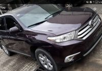 Cars for Sale by Jiji Elegant toyota Highlander 2013 In Nigeria for Sale
