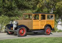 Cars for Sale by Model Elegant 1932 ford Model B Station Wagon Takes Ironstone Concours B