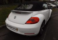 Cars for Sale by Private Owners Uk Lovely Used Volkswagen Beetle 2 0 Tsi 220 Sport Dsg Auto 2 Doors Cabriolet