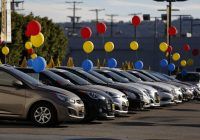 Cars for Sale Dealer New September U S Auto Sales Decline Despite Dealer Discounts