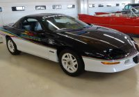 Cars for Sale Near Me Camaro New 1993 Chevrolet Camaro Z28 Pace Car Stock for Sale Near