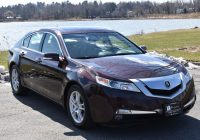 Cars for Sale Near Me Carfax Awesome 2011 Acura Tl Sedan Clean Carfax Loaded Stock 7480 for Sale