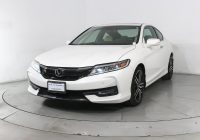 Cars for Sale Near Me Honda Accord Unique Used 2017 Honda Accord touring V6 Coupe for Sale In Hollywood Fl