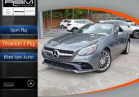 Cars for Sale Near Me Mercedes Luxury Certified Mercedes Benz Slc Class Cars for Sale In atlanta Ga