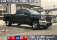 Cars for Sale Under 10000 Calgary Fresh 2018 Gmc Sierra 3500hd for Sale at Gsl Gm City In Calgary