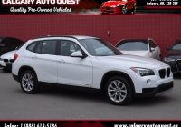 Cars for Sale Under 10000 Calgary Lovely Used 2014 Bmw X1 for Sale