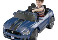 Cars for toddlers to Drive Awesome Power Wheels Smart Drive ford Mustang Walmart