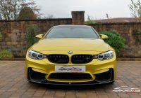 Cars Sale Belfast Lovely Bmw M4 2017 Petition Pack Yellow Performance Cars Ni