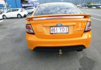 Cars Sale Cairns Luxury 2008 ford Falcon Fg Xr6 Turbo Sedan for Sale In Cairns