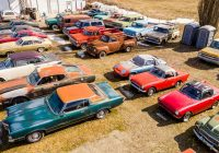 Cars Sale Canada Lovely for Sale In Canada Five Acres 340 Vintage Cars the Drive