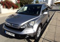 Cars Sale Cyprus Inspirational sold 2007 Honda Crv New Shape Executive Automatic Cyprus