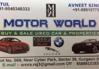 Cars Sale Delhi Awesome Motor World Sector 39 Second Hand Car Dealers In Delhi Justdial