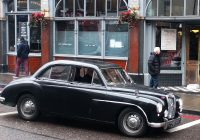 Cars Sale London New Vintage Car Spotting In Streets Of London Mg Magnette Zb Spotted In