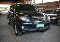 Cars Sale Philippines Elegant Cars for Sale In the Philippines 2012 toyota fortuner 4×2 Automatic