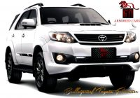 Cars Sale Philippines Luxury Bulletproof toyota fortuner Gti Armored Cars Philippines