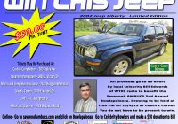Cash for Used Cars Best Of $50 Raffle for A Used Car From Cash N Carry Motors – Helps Local