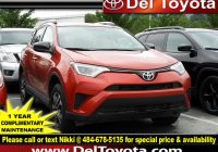 Certified Pre Owned Cars for Sale Near Me Luxury Certified Pre Owned 2016 toyota Rav4 Le for Sale