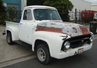 Cheap Auto Sales Awesome 1954 ford F100 1953 1955 1956 V8 Auto Pick Up Truck for Sale Youtube