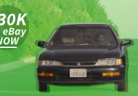 Ebay Used Cars Awesome Used Honda Accord Featured In Genius Mercial now Going for More