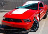 Ebay Used Cars New Found On Ebay Crashed 2012 ford Mustang Boss 302