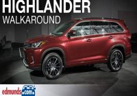 Edmunds Used Car Review Fresh 2018 toyota Highlander Edmunds Elegant Edmunds Reviews On toyota